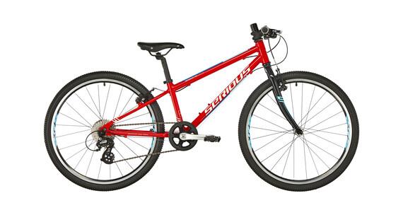 """Serious Superlite - Vélo enfant - 24"""" rouge"""